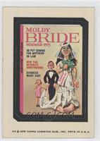 Moldy Bride Magazine [Good to VG‑EX]