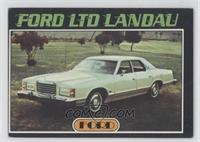 Ford Ltd Landau