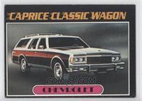 Caprice Classic Wagon