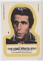 The Fonz Wants You