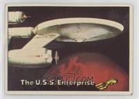 The U.S.S. Enterprise [Good to VG‑EX]