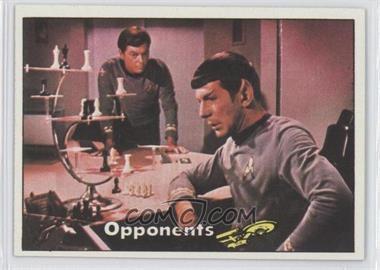 1976 Topps Star Trek - [Base] #10 - Opponents