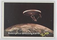 Enterprise Orbiting Earth [Good to VG‑EX]