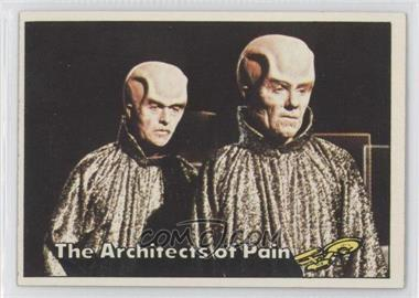 1976 Topps Star Trek - [Base] #68 - The Architects of Pain