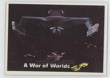 1976 Topps Star Trek - [Base] #77 - A War of Worlds