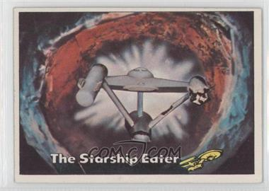1976 Topps Star Trek - [Base] #87 - The Starship Eater