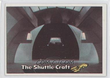 1976 Topps Star Trek - [Base] #9 - The Shuttle Craft
