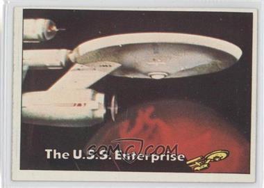 1976 Topps Star Trek #1 - [Missing]