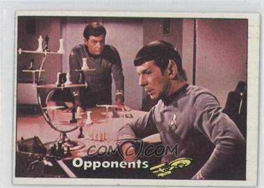 1976 Topps Star Trek #10 - Opponents