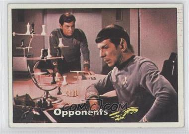 1976 Topps Star Trek #10 - Opponents