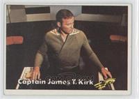 Captain James T. Kirk [GoodtoVG‑EX]