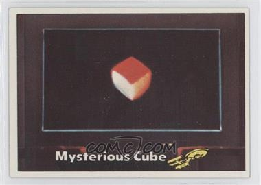 1976 Topps Star Trek #23 - Mysterious Cube