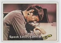 Spock Loses Control [GoodtoVG‑EX]
