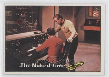 1976 Topps Star Trek #29 - The Naked Time