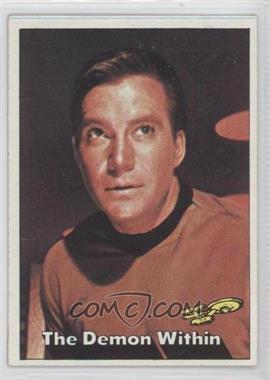 1976 Topps Star Trek #30 - The Demon Within