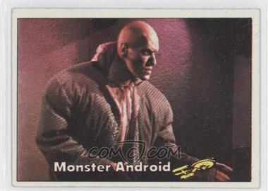 1976 Topps Star Trek #32 - Monster Android