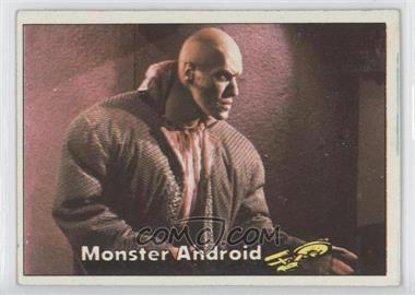 1976 Topps Star Trek #32 - Monster Android