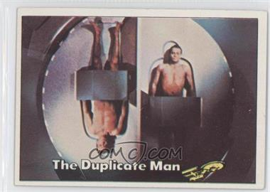 1976 Topps Star Trek #34 - The Duplicate Man