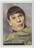 Spock Unwinds! [GoodtoVG‑EX]