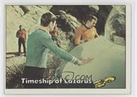 Timeship of Lazarus [Good to VG‑EX]