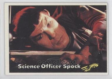 1976 Topps Star Trek #4 - Science Officer Spock