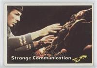 Strange Communication