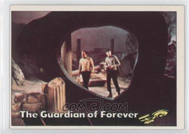 1976 Topps Star Trek #47 - The Guardian of Forever