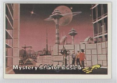 1976 Topps Star Trek #49 - Mystery at Star Base 6