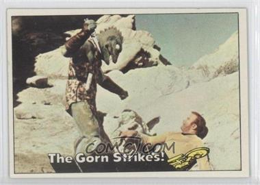 1976 Topps Star Trek #56 - The Gorn Strikes!