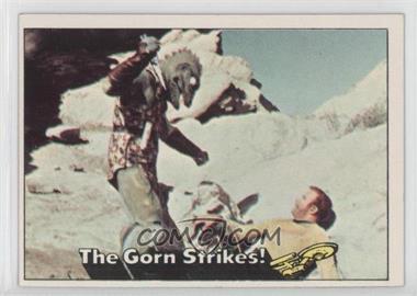 1976 Topps Star Trek #56 - The Gorn Strikes!