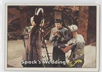 Spock's Wedding [Good to VG‑EX]