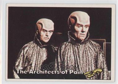 1976 Topps Star Trek #68 - The Architects of Pain