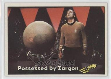 1976 Topps Star Trek #74 - Possessed by Zargon