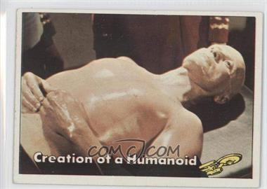 1976 Topps Star Trek #75 - Creation of a Humanoid