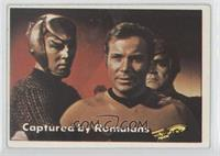 Captured by Romulans [Good to VG‑EX]