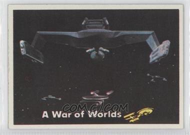 1976 Topps Star Trek #77 - A War of Worlds