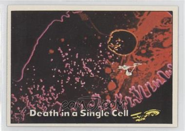 1976 Topps Star Trek #80 - Death in a Single Cell