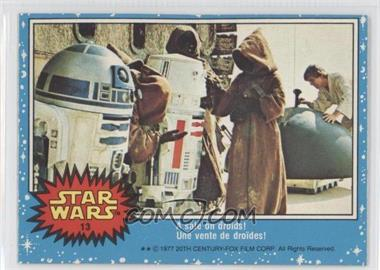 1977 O-Pee-Chee Star Wars #13 - [Missing]