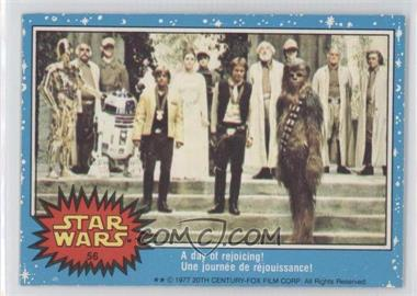 1977 O-Pee-Chee Star Wars #56 - [Missing]