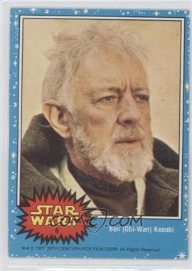 1977 O-Pee-Chee Star Wars #6 - Ben (Obi-Wan) Kenobi