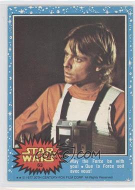 1977 O-Pee-Chee Star Wars #63 - [Missing]