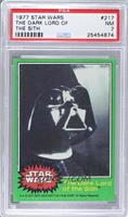 The Dark Lord of the Sith [PSA 7]