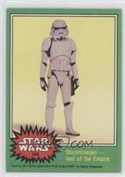 Stormtrooper --- Tool of the Empire