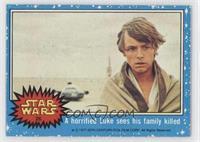 A Horrified Luke sees his Family Killed