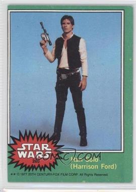 1977 Topps Star Wars - [Base] #260 - Han Solo (Harrison Ford)