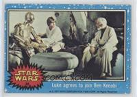 Luke Agrees to Join Ben Kenobi [Poor to Fair]