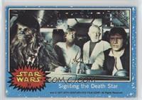 Sighting the Death Star [GoodtoVG‑EX]