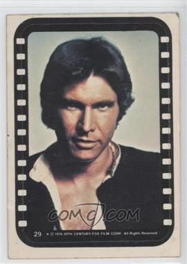 1977 Topps Star Wars - Stickers #29 - Han Solo [Good to VG‑EX]