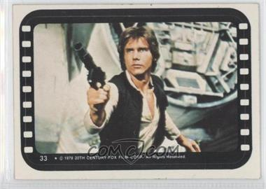 1977 Topps Star Wars - Stickers #33 - Han Solo
