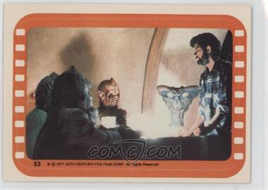1977 Topps Star Wars - Stickers #53 - Inside the Cantina
